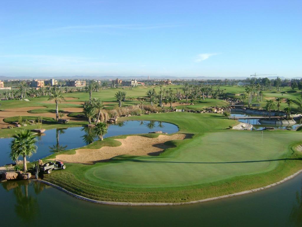 Atlas Golf Marrakech - SejourMaroc