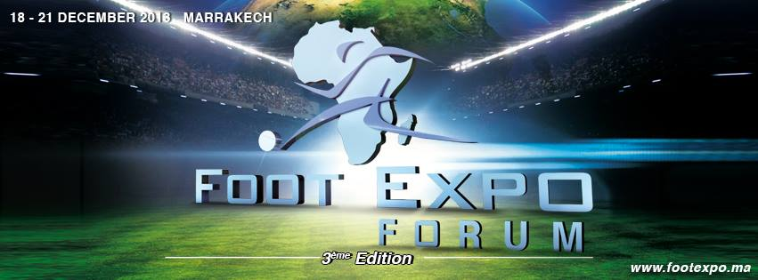Foot Expo 2013 Marrakech - SejourMaroc
