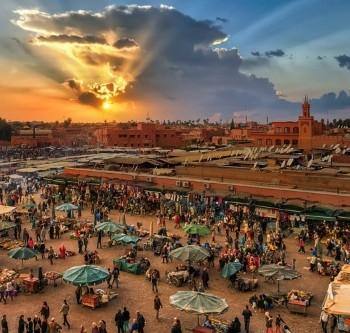 Excursion-Souk-Marrakech 5-SejourMaroc
