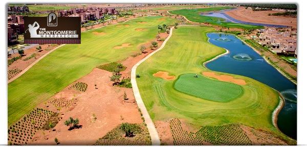 Nouveau golf à Marrakech