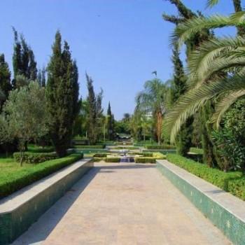 Jardin de l'Agdal-Excursion Botanique Marrakech-SejourMaroc