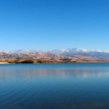 Lac Lalla Takerkoust-Excursion-Atlas-Marrakech-SejourMaroc