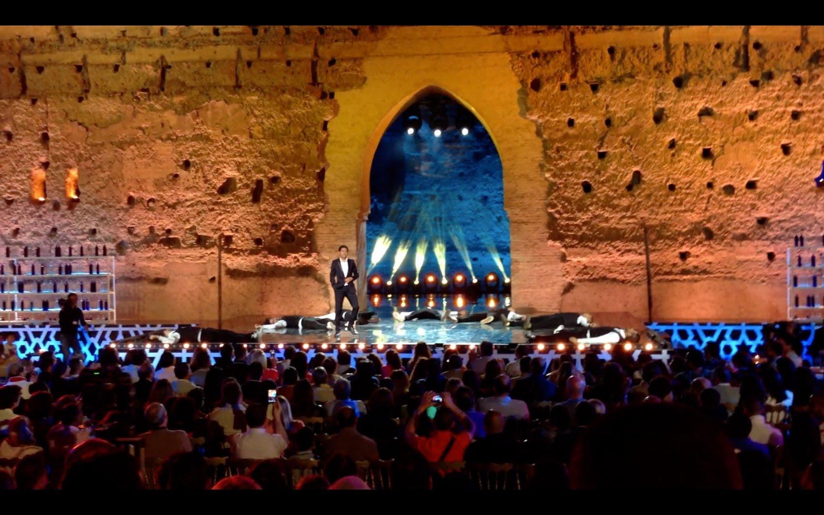 Marrakech du rire 2015