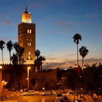 Mosquée-Koutoubia- Excursion-Marrakech-Historique