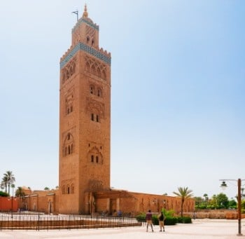 Mosquée-Koutoubia-Excursion-Marrakech-Historique