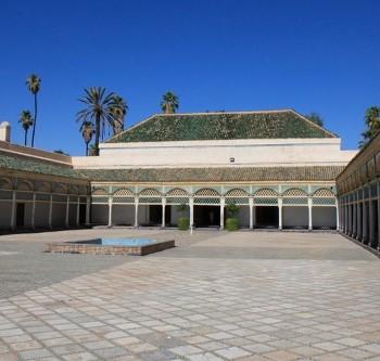 Palais-Bahia-Excursion-Marrakech-Historique