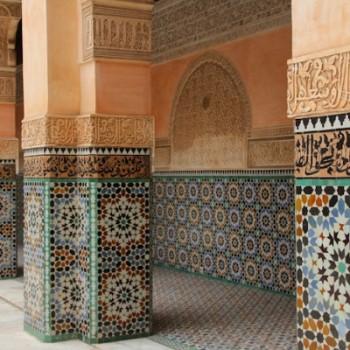 Tombeaux-Saadien-Excursion-Marrakech-Historique