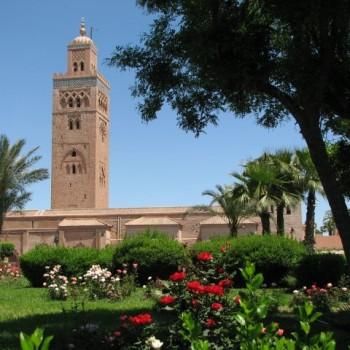 koutoubia-jardin-de-Marrakech-SejourMaroc