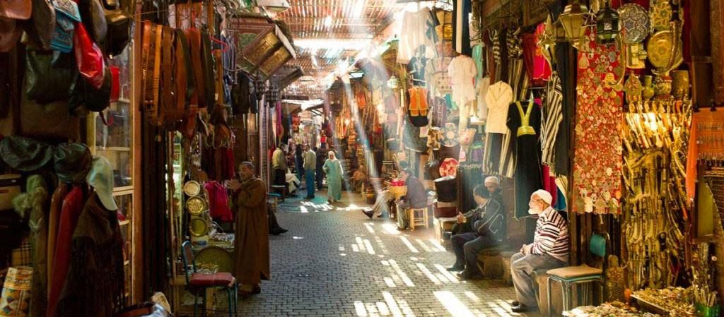 Découverte Marrakech