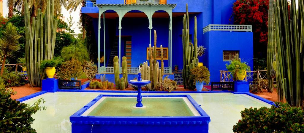 Excursion Marrakech Botanique