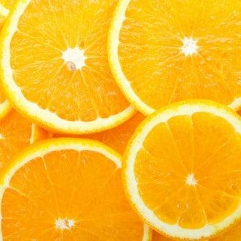 jus d'oranges frais