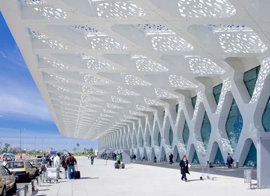 Aeroport de Marrakech - SejourMaroc