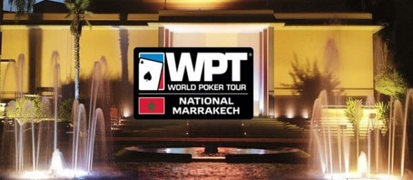 World Poker Tour Marrakech - SejourMaroc