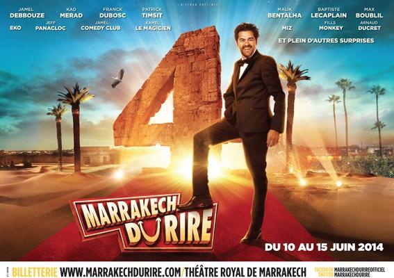 Marrakech du Rire 2014 - SejourMaroc