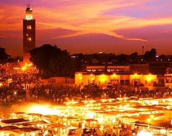 Destination Marrakech - SejourMaroc