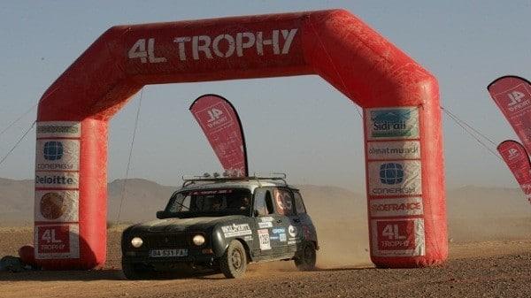 Le 4L trophy - SejourMaroc