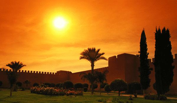 La météo à Marrakech - SejourMaroc