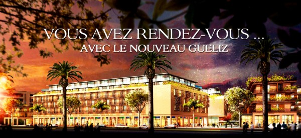 Carre Eden Shopping Center SejourMaroc