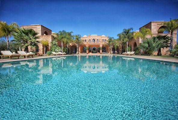 Location villas à Marrakech