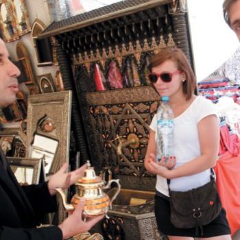 Excursion souk Marrakech