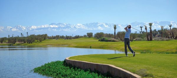 golf à Marrakech