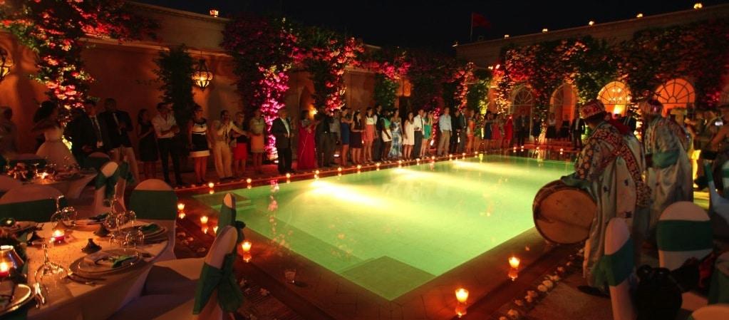 Location De Villa Pour Mariage Marakesh