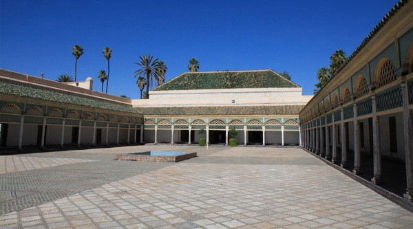 Palais-Bahia-Excursion-Marrakech-Historique