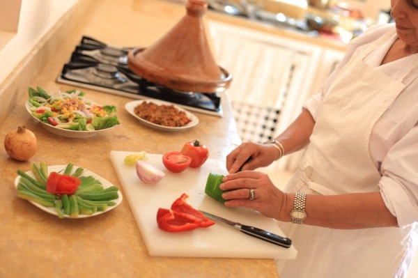 Le Concept Sejour Maroc - Cuisiniere-SejourMaroc
