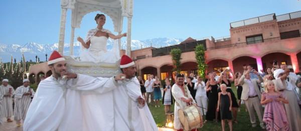 Festival international du mariage 2013 - SejourMaroc