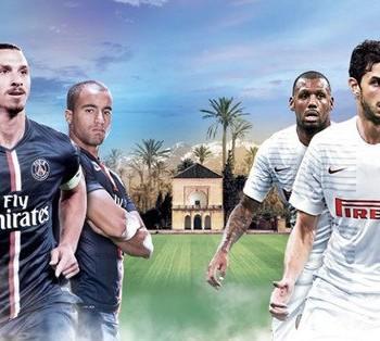 PSG à Marrakech