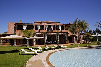 sejour maroc villa grace
