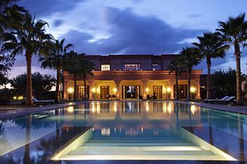 sejour marrakech villa mexance