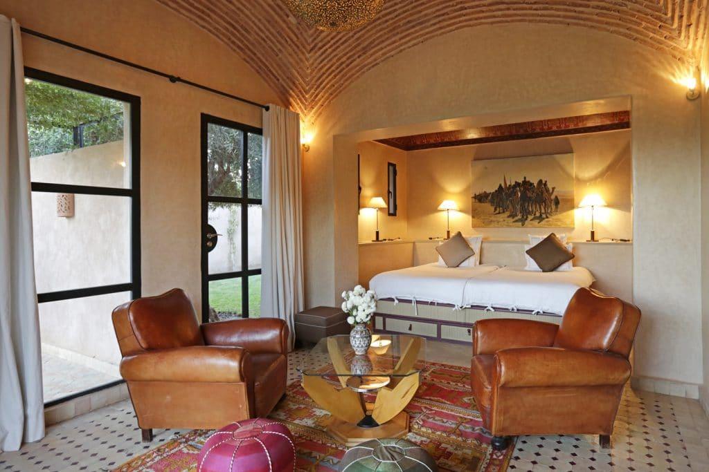 Location ryad marrakesh villa dar tifiss for Sejour complet marrakech