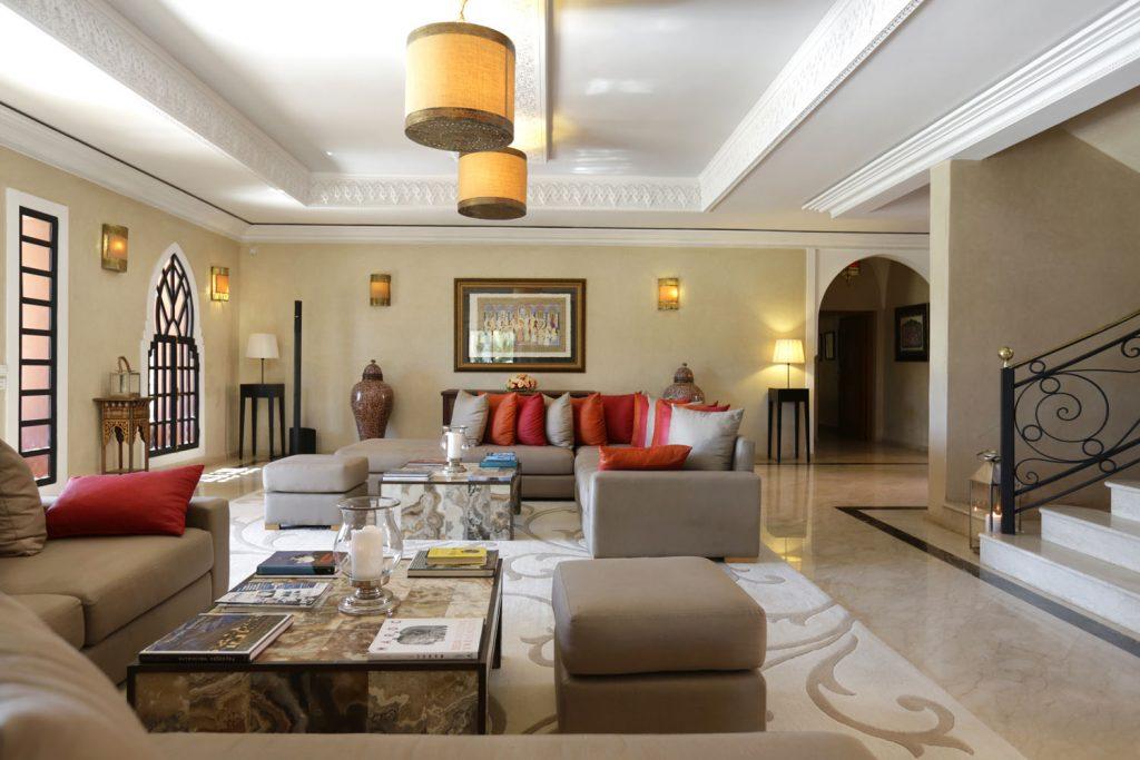 sejour maroc villa grace. Black Bedroom Furniture Sets. Home Design Ideas