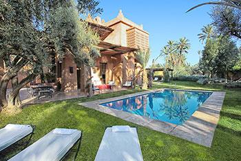villa marrakech lankah