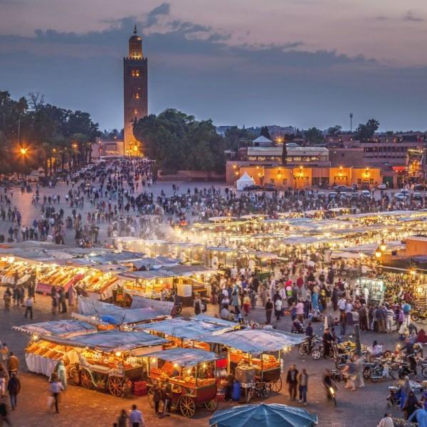 Médaille de bronze pour Marrakech 2016 - SejourMaroc