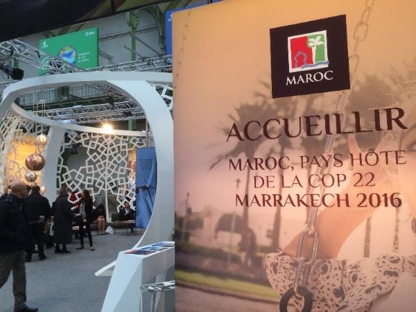 COP22 Marrakech - SejourMaroc