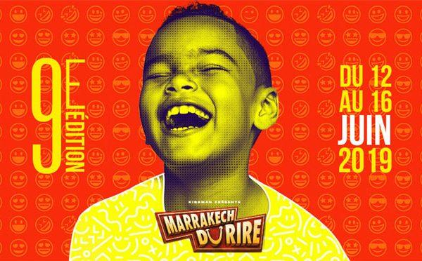 Marrakech du Rire 2019
