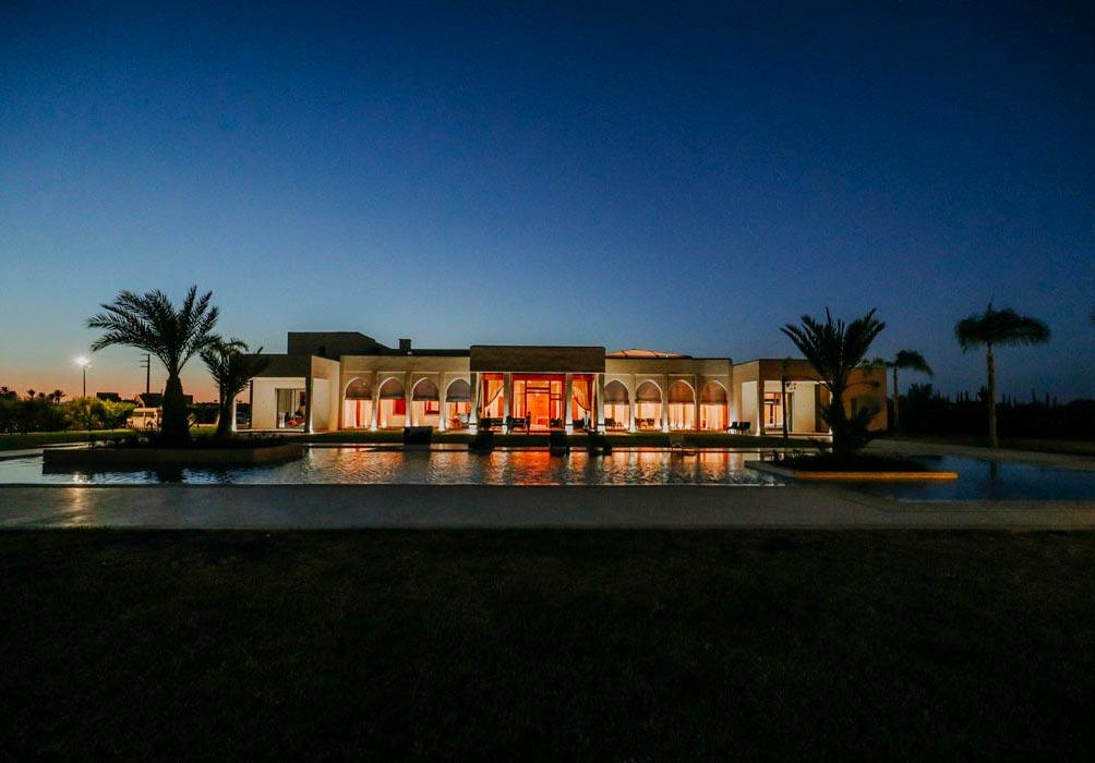Villa DEMDEM à Marrakech