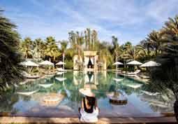 Villa de prestige a Marrakech avec services de luxe